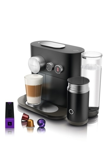 C85 Expert Milk Off Black Kahve Makinesi-Nespresso